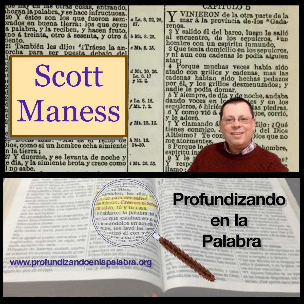 Este podcast está aquí para ayudarnos a profundizar nuestra comprensión de la palabra de Dios y su voluntad para nuestras vidas.